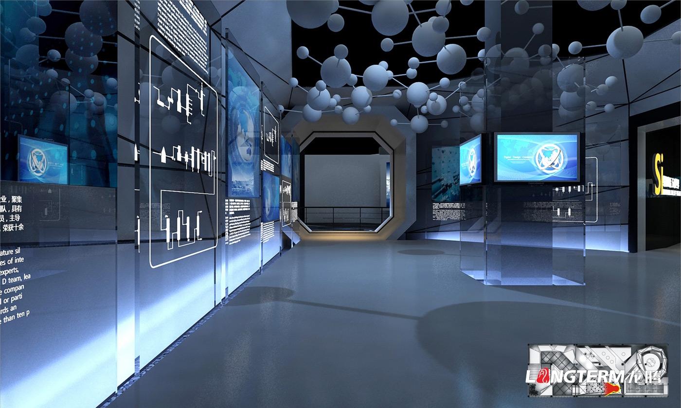 成都科技馆设计公司_多媒体互动科技展示体验馆设计及装修_科普数字图片